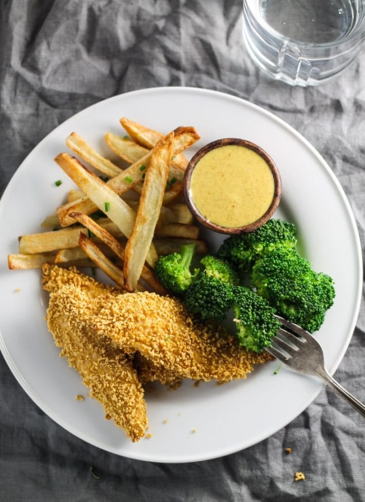 Low FODMAP Chicken Tenders
