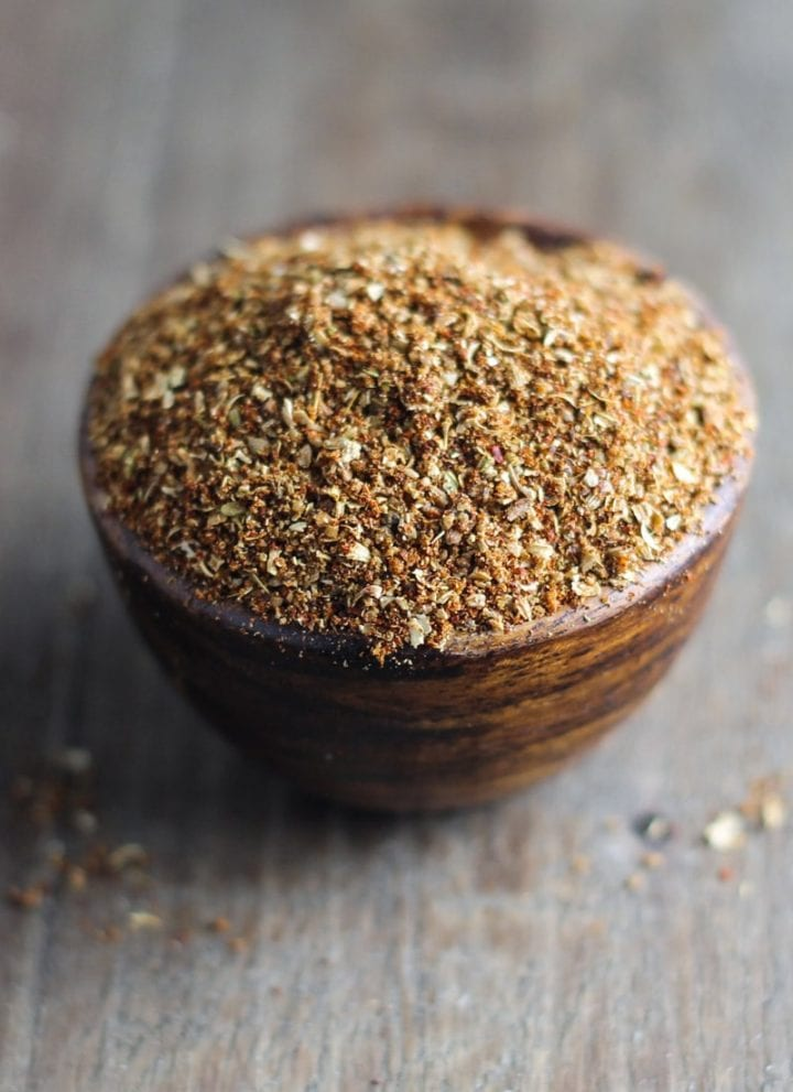 Low FODMAP Biryani Seasoning