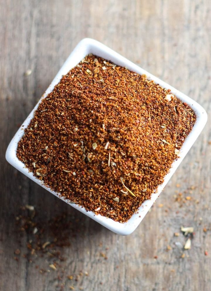 Low FODMAP Taco Seasoning