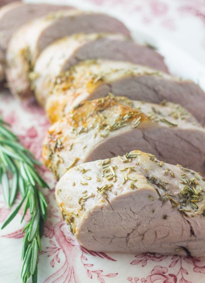 Low FODMAP Pork Tenderloin