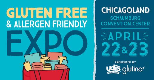 2017 Gluten Free Allergen Friendly Expo - Chicago
