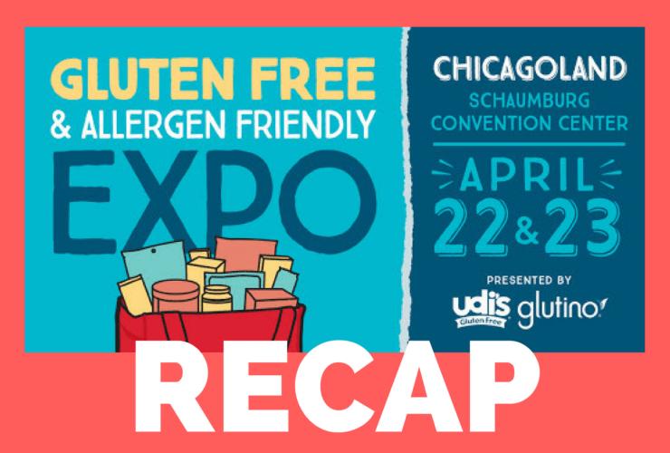 2017 Gluten Free and Allergen Friendly Expo Recap