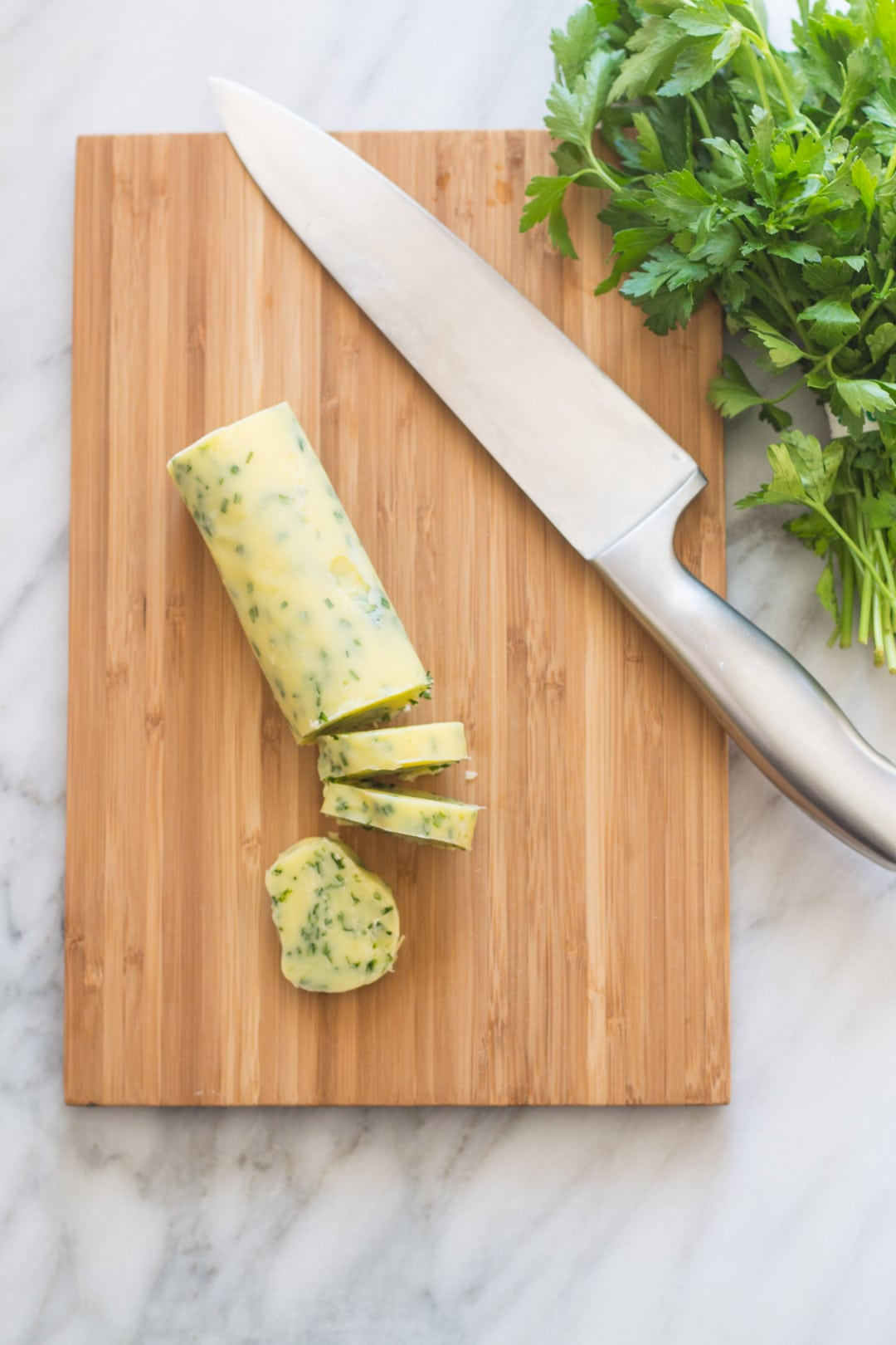 Low FODMAP Chive Butter