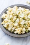Low FODMAP Dill Pickle Popcorn