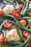 Low FODMAP Italian Chicken and Veggies