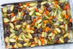 Low FODMAP Steak and Potatoes Sheet Pan Meal