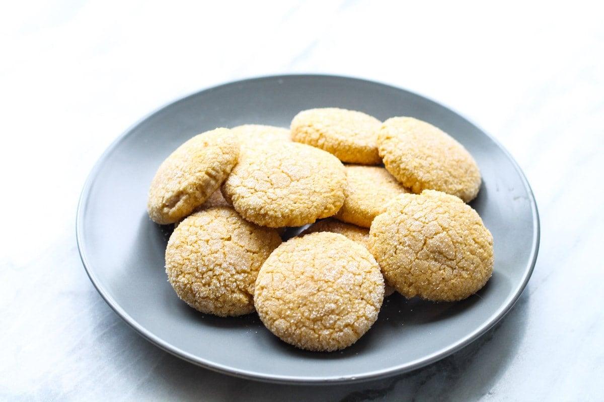 Low FODMAP Pumpkin Cookies