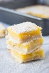 Low FODMAP Lemon Bar