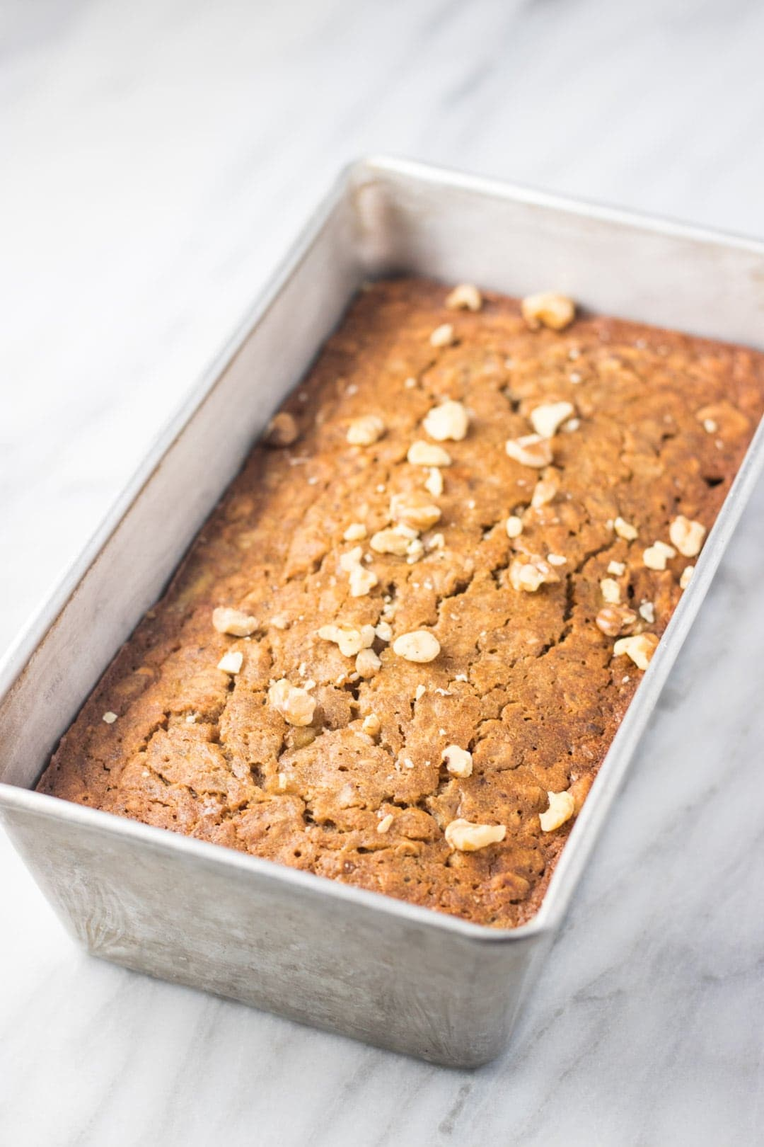 Low FODMAP Banana Bread