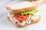 Low Fodmap Tuna Salad Sandwiches