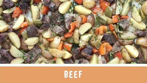 Low FODMAP Recipes - Beef Recipes
