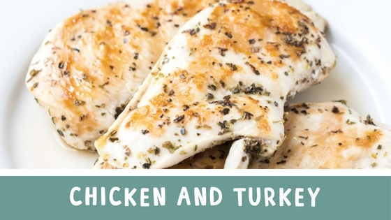 Low FODMAP Recipes - Chicken Recipes