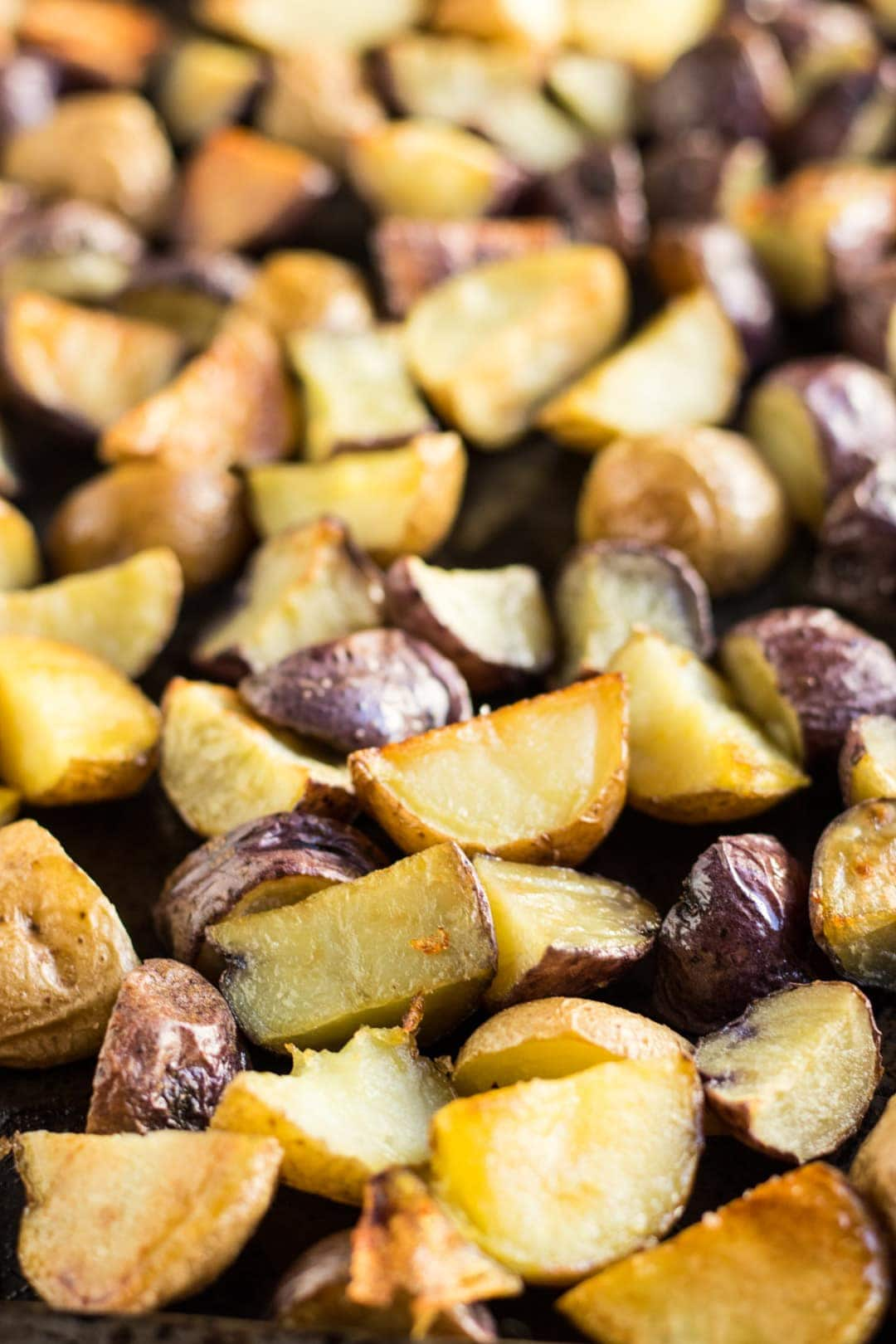 Low FODMAP Roasted Potatoes
