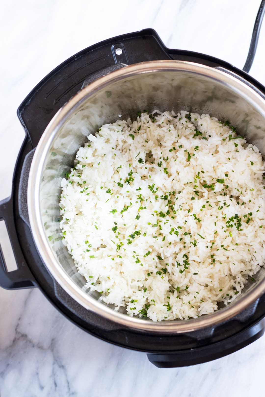 Instant Pot Low FODMAP Basmati Rice