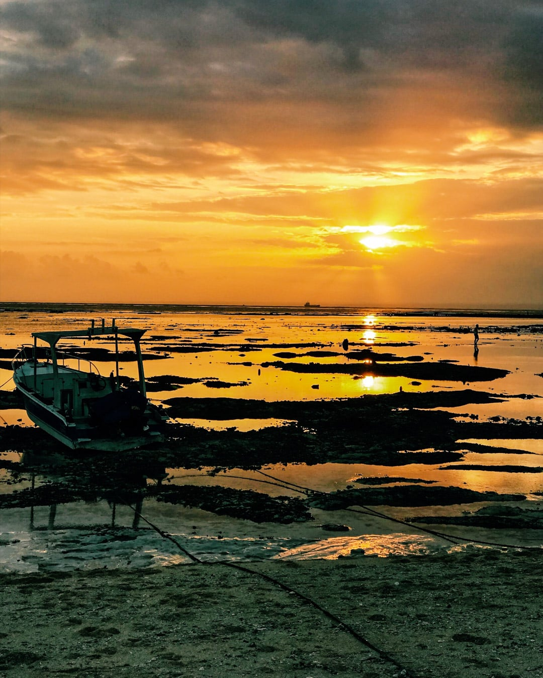 Lembongan Sunset
